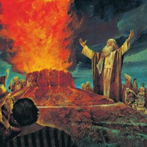 Elia – uit Profeten en Koningen